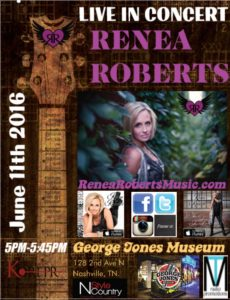 CMA's Nashvile @ George Jones Museum | Nashville | Tennessee | United States