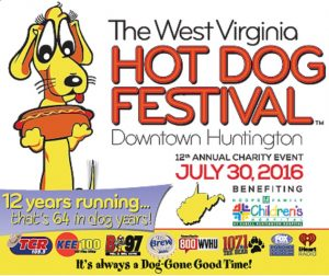WV HotDog Festival @ HotDog Festival  | Huntington | West Virginia | United States